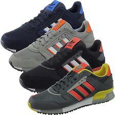 Adidas ZX 630 Herren Freizeitschuhe Mesh/Wildleder Laufschuh-Look Sneakers NEU