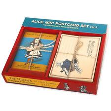 Alice Mini Postcards Set Ver.2, 60 Various Postcard + 36 Envelope by 7321Design