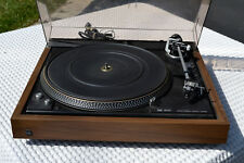 Vintage Dual CS-606 Turntable / Record Player Made In Germany Tested and Working