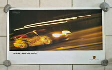 Porsche This is what a winning streak looks like poster 2003