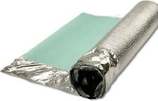 20m2 Acoustic Silver 2.5mm - Underlay with DPM For Wood & Laminate - GREAT VALUE