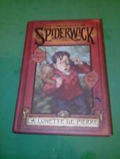 Les chroniques de Spiderwick Tome II : La lunette de pierre - Collectif