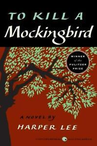 To Kill a Mockingbird Harper Lee Taschenbuch Englisch 2002