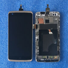 LCD Screen Display+Touch Digitizer Gold Frame Fr ZTE AXON ELITE A2015 A2016 128G