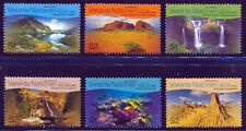 UN Vienna .1999 Australia World Heritage BOOKLET Singles (6) . Mint Never Hinged