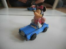 Matchbox Disney Series Minnie Mouse in Car in Blue