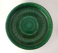 Large TRAY Schale modern Italy studio midcentury pottery Keramik Bitossi/A.Londi