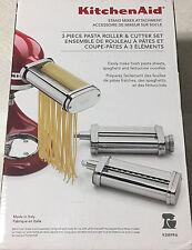 KitchenAid 3.piece pasta roller&cutter set