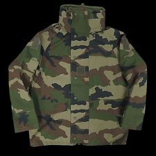 "FRENCH ARMY GORETEX CAMO JACKET XXL, 120cm 46"", Long, MVP, CCE"
