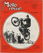 Moto Zeitschrift Nr. 1179 von 1954, die 250 Zundapp Elastische