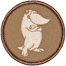 GLOW-IN-DARK! Boy Scout Patches- Radioactive Platypus Patrol! (#012GL)