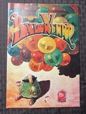 1971 THE BALLOON VENDOR #1 VF- Dave Sheridan - Rip Off Press