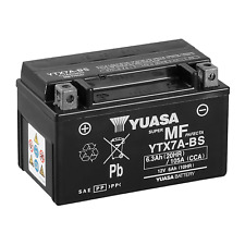 Batteria Yuasa YTX7A-BS-12V KYMCO PEOPLE ONE I 125 2013 ATTIVATA GIA' PRONTA