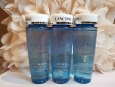 3 Lancome Full-Size Bi-Facil Double Action Eye Makeup Remover 125 ml/4.2 oz.