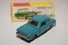.- DINKY TOYS 538 FORD TAUNUS 12M 12 M TURQUOISE EXCELLENT BOXED