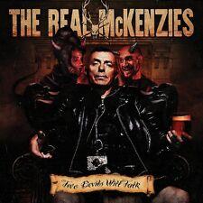 THE REAL MCKENZIES - TWO DEVILS WILL TALK   VINYL LP NEU
