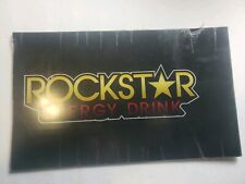 Rockstar Energy Drink Backlight Sign