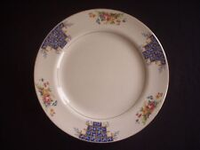 1940-1959 Staffordshire Pottery Dinner Plates