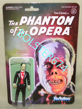 "PHANTOM OF THE OPERA Universal Monsters ReAction Super7 3.75"" Action Figure"
