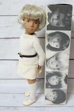 "16"" Vintage SASHA Doll #112 Blonde Sweater, England."
