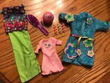 Barbie's Sister Skipper Teen Slumber Party Outfit and Accessories