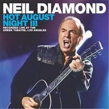 Neil Diamond Hot August Night III 2 CD & DVD All Regions NTSC DIGIPAK NEW