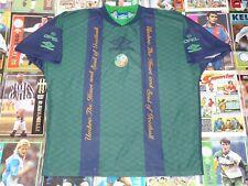Vintage 1990s Republic of Ireland Jersey Umbro OPEL Shirt Maglia Camiseta Tricot