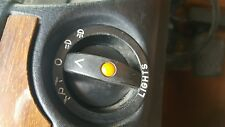 MERCEDES-BENZ W123 USED HEAD LIGHT LAMP SWITCH 300D 1978