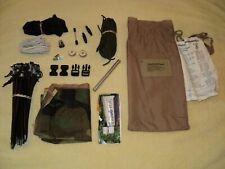 USMC Diamond Brand Two Man Combat Tent Repair Kit EASTON