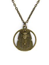 COLLIER PENDENTIF Egyptien Tête de Pharaon - Necklace Egyptian Pharaoh Head