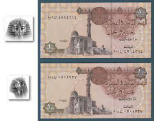 "Egypt - 2006 - Rare - Last prefix of Old Wmk ""503"" / First Prefix of New Wmk 504"