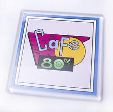 Fantastic Back To The Future (Cafe 80's) Coaster