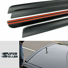 UNPAINTED SAAB AERO 9 5 1ST REAR BOOT TRUNK LIP SPOILER 00-05 ☜