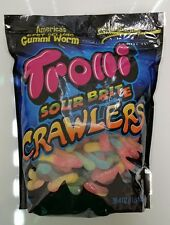 Trolli Sour Brite Crawlers Gummy Candy 30.4 oz QUICK & FREE PRIORITY SHIPPING