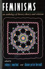 Feminisms : An Anthology of Literary Theory and Criticism-ExLibrary