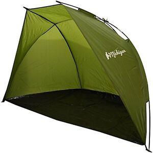 2-3 Person Fishing Bivvy Shelter 270/120 cm Beach Sea Angling Tent