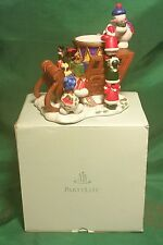 Partylite Holiday Sleigh Arom Melts Warmer P8538