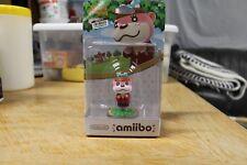 Amiibo Lottie Nintendo WII U 3DS Animal Crossing Figure US VERSION