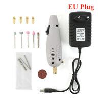Mini Drill Set Drill Grinder Kit Micro Electric Drilling Grinding Polishing Tool