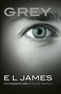 NEW Grey  By E. L. James Paperback Free Shipping