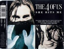 THE 4 OF US : SHE HITS ME / 4 TRACK-CD - TOP-ZUSTAND
