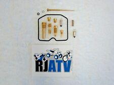 Kawasaki KVF360 2003-2009 Prairie 360 Carb Rebuild Kit Repair KVF 360