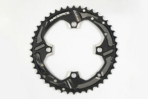 RaceFace Turbine 4-bolt 44T 104BCD CNC 7075-T6 alloy chainring, 3x9/10-speed