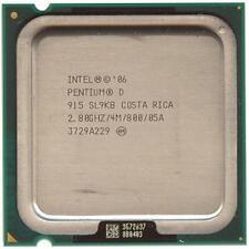 Intel Pentium D 915 2.80 GHz CPU Sockel 775