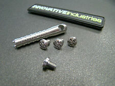 1911 .45 Stainless 5 HOLE Head Grip Screws SLIM  Made in USA