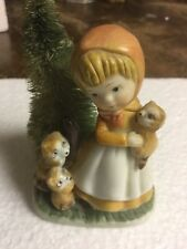 Decoration Porcelain 1979 Enesco
