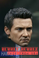 1/6 Hawkeye Jeremy Renner Head Sculpt 3.0 For Hot Toys Male Figure SHIP FROM USA