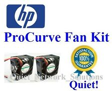 Quiet Version HP ProCurve 2626-PWR Fan Kit J8164A, 18dBA 2xFans Best HomeNetwork