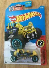 Hot Wheels Mountain Mauler Treasure Hunt - 2016 HW Daredevils Series New In Box