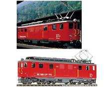 BEMO H0m 1246 420/ 1246420 Schmalspur-E-Triebwagen Deh4/6 910 rot SBB Brünigbahn